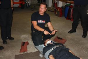 Übungsdienst Erstversorgung - Rasmus Böhme (Praxisanleiter für Notfallsanitäter)