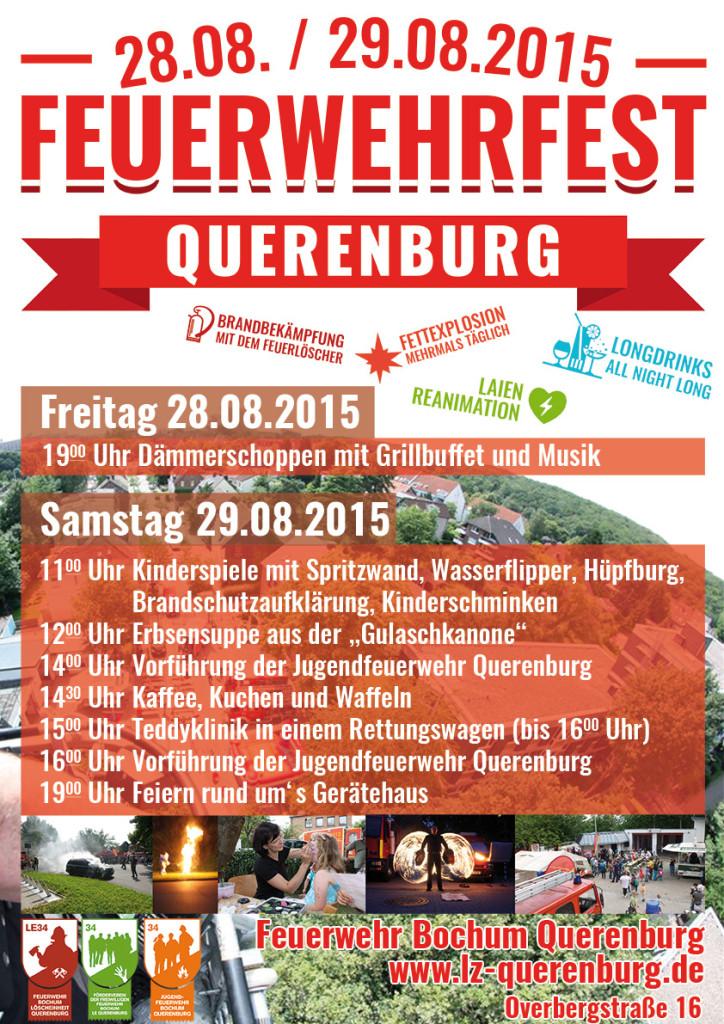 Feuerwehrfest 2015 - 28.08. + 29.08.2015