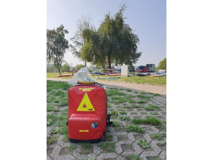 Sanitätsdienst Kemnader Burglauf